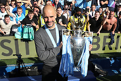 File photo dated 12-05-2019 of Manchester City manager Pep Guardiola.