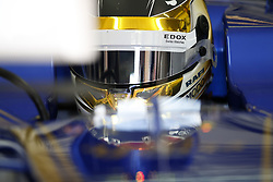 May 13, 2017 - Barcelona, Spain - Motorsports: FIA Formula One World Championship 2017, Grand Prix of Spain, ..#94 Pascal Wehrlein (GER, Sauber F1 Team) (Credit Image: © Hoch Zwei via ZUMA Wire)