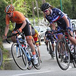 28-08-2020: Wielrennen: EK wielrennen: Plouay<br /> Ilse Pluimers