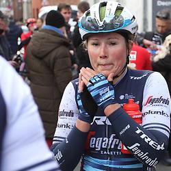 03-03-2020: Wielrennen: GP Le Samyn: vrouwen: Dour: Lotta Henttala