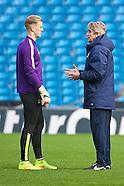 Manchester City Training 041114