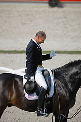 Peters Steffen (USA) - Ravel<br /> Winner CDIO Grand Prix<br /> CHIO Aachen 2009<br /> Photo © Dirk Caremans
