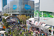 Dreamforce 2016, Salesforce.com's user and developer conference held at the Moscone Convention Center and various hotels in San Francisco from October 3-7, 2016. (© Photo by Jakub Mosur Photography)