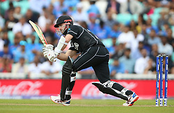 New Zealand's Kane Williamson during the ICC Cricket World Cup Warm up match at The Oval, London.