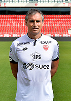 Headcoach Olivier Dall'Oglio during photoshooting of Dijon FCO for new season 2017/2018 on September 11, 2017 in Dijon, France. (Photo by Vincent Poyer/Icon Sport)