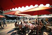 France, Provence, Nice, Cours Saleya market.