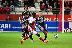 Reims vs Montpellier - 01 Sept 2018