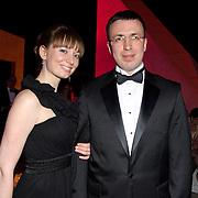 Olga Dombroki and Pavel Spitsyn