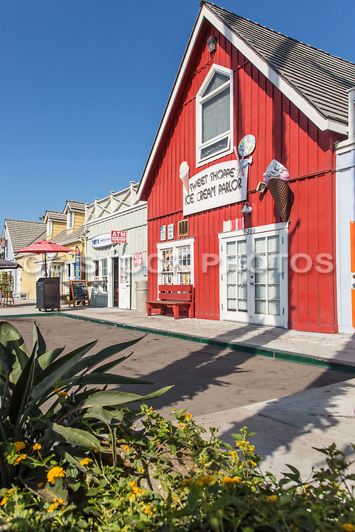 Sweet Shoppe Ice Cream Parlor at Oceanside Harbor Village