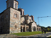 Greek Orthodox Monastery near Kavala, Greece