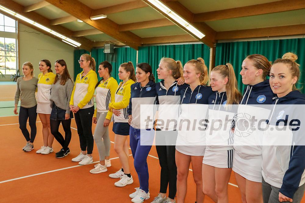 Siegerehrung Damen, TVBB Finale Winterrunde 2018/2019, Seeburg, 24.02.2019, Foto: Claudio Gärtner