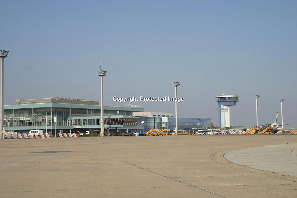 bratislava airport, slovakia