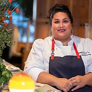Chef Ayesha Nurdjaja  10/13/21