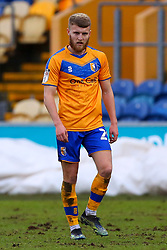 Jason Law of Mansfield Town - Mandatory by-line: Ryan Crockett/JMP - 20/02/2021 - FOOTBALL - One Call Stadium - Mansfield, England - Mansfield Town v Cambridge United - Sky Bet League Two
