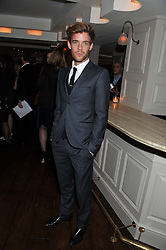 HARRY TREADAWAY at Shepherd's Delight an evening of Dinner & Entertainment in aid of The National Youth Theatre of Great Britain held at Shepherd's, Marsham Street, London on3rd December 2012.