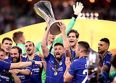 Chelsea v Arsenal - UEFA Europa League - Final - 29 May 2019