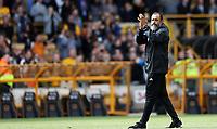 Football - 2018 / 2019 Premier League - Wolverhampton Wanderers vs. Manchester City<br /> <br /> Wolverhampton Wanderers manager Nuno Espirito Santo at Molineux.<br /> <br /> COLORSPORT/LYNNE CAMERON