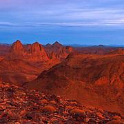 Assekrem, Sahara Desert, Algeria, Africa