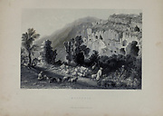 Seleucia from Volume 2 of Syria, the Holy Land, Asia Minor, &c. by Carne, John, 1789-1844; Illustrated by Bartlett, W. H. (William Henry), 1809-1854, and Allom, Thomas, 1804-1872 Published in London in 1837