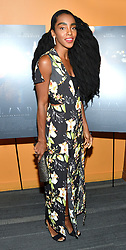Designer Cipriana Quann attends the NY premiere of Blind at the Landmark Sunshine Cinemas in New York, NY on June 26, 2017.  (Photo by Stephen Smith) *** Please Use Credit from Credit Field ***