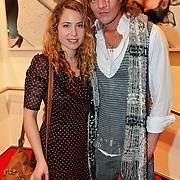 NLD/Amsterdam/20101115 - Opening fototentoonstelling neiuwe DelaMar theater, Sanne Vogel en Tygo Gernandt