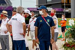 Pessoa Rodrigo, BRA<br /> Olympic Games Tokyo 2021<br /> © Hippo Foto - Dirk Caremans<br /> 07/08/2021