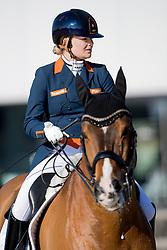 Meulendijks Anne, NED, MDH Avanti<br /> CDI3* Opglabbeek<br /> © Hippo Foto - Sharon Vandeput<br /> 23/04/21