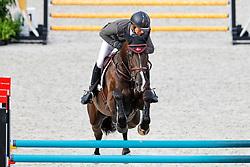Flarup T Peter, DEN, Fascination, 222<br /> Olympic Games Tokyo 2021<br /> © Hippo Foto - Dirk Caremans<br /> 02/08/2021