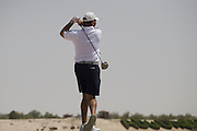 Abu Dhabi, United Arab Emirates (UAE). .March 20th 2009..Al Ghazal Golf Club..36th Abu Dhabi Men's Open Championship..Dennis Cox