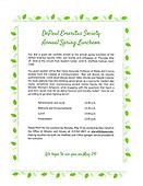 DePaul Emeritus Society Annual Spring Luncheon 5/24/18