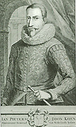 Jan Pieterszoon Koen (1587-1629) was one of the most famous and militant Governors of the Dutch East India Company.  He conquered an important part of the rich island of Java, was the founder of Batavia and of the Dutch power in the Far East.