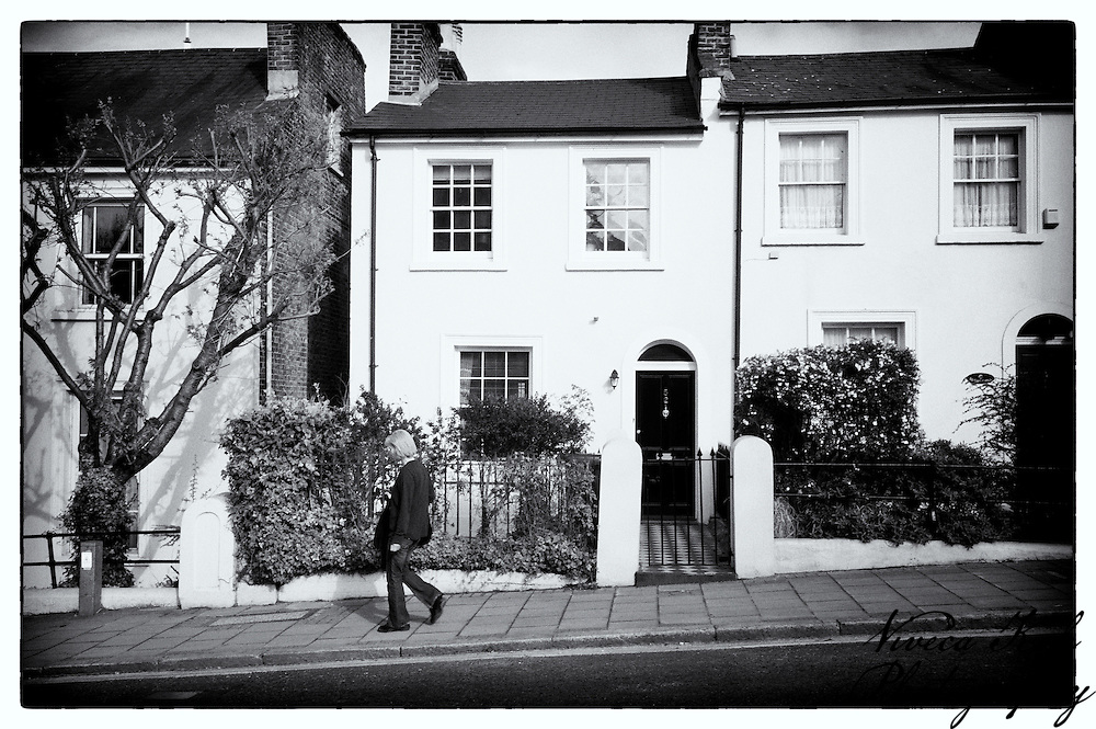 Houses in Crystal Palace, South London