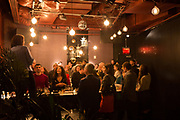 New York, NY - March 19, 2018: A tasting of Scotch Whisky in the Brown-Forman portfolio hosted by Rachel Barrie, Master Blender at the Tiki Room of the NoMo SoHo Hotel. The event featured cocktails by Eryn Reece, Julie Reiner and Jane Danger.<br /> CREDIT: Clay Williams.<br /> <br /> © Clay Williams / http://claywilliamsphoto.com