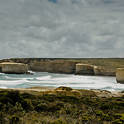 Loch Ard Gorge in Port Cambell National Park