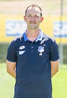 German Bundesliga - Season 2016/17 - Photocall 1899 Hoffenheim on 19 July 2016 in Zuzenhausen, Germany: Equipment manager Christian Seyfert. Photo: APF | usage worldwide