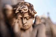 Recoleta, Statuary Portraits, Buenos Aires, Argentina