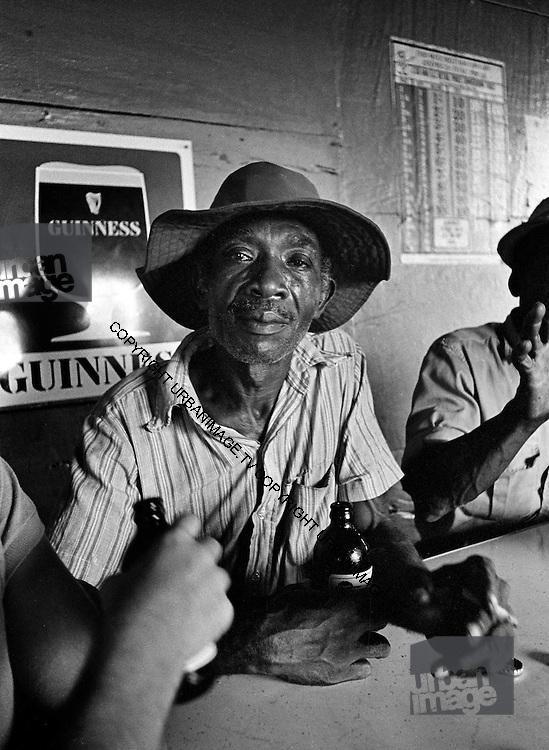 A Rum Bar in Port Antonio - 1973