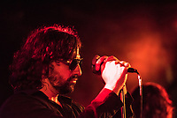 Mike Padron performs with Light My Fire. The Stone Pony in Asbury Park kicked off the Light of Day Asbury Park events with the Light of Day Cover Me show on Sunday, January 7, 2018. /Russ DeSantis for the Asbury Park Press / Slug: Light of Day Cover Me show