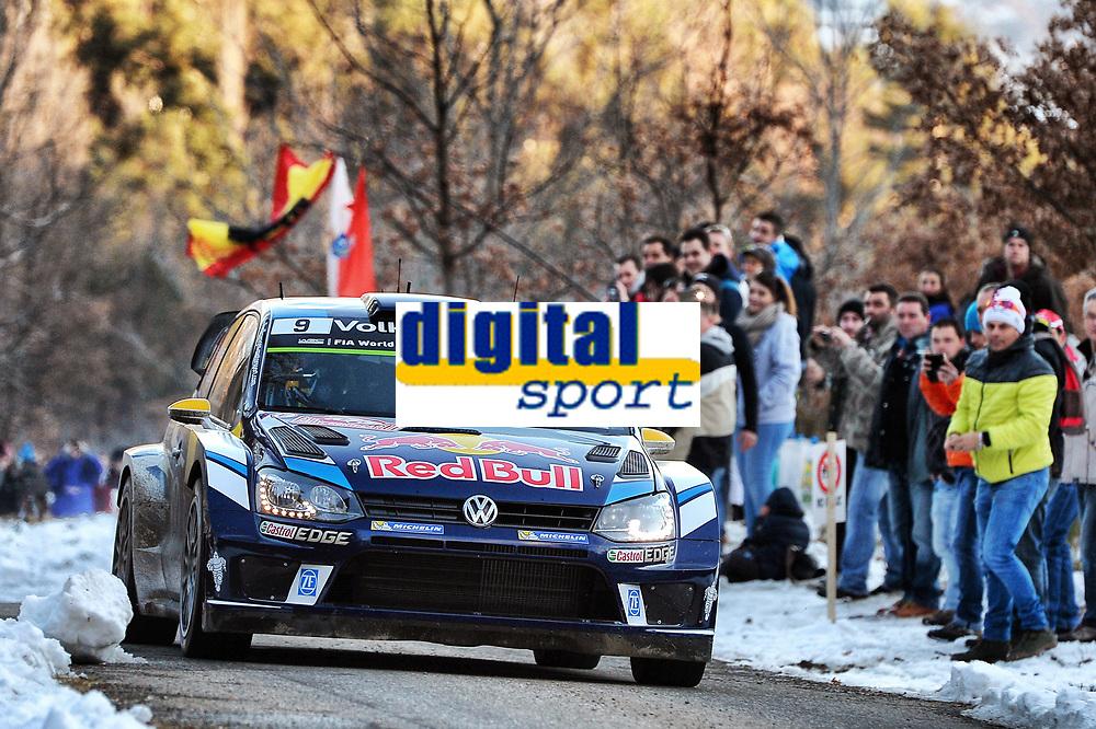 Andreas Mikkelsen (NOR), Volkswagen Motorsport WRC