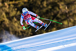18.12.2018, Saslong, St. Christina, ITA, FIS Weltcup Ski Alpin, Abfahrt, Damen, im Bild Priska Nufer (SUI) // Priska Nufer of Switzerland in action during her run in the ladie's Downhill of FIS ski alpine world cup at the Saslong in St. Christina, Italy on 2018/12/18. EXPA Pictures © 2018, PhotoCredit: EXPA/ Johann Groder