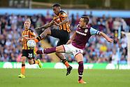 Aston Villa v Hull City 050817