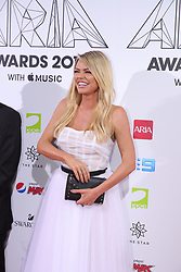 AU_1417375 - Sydney, AUSTRALIA  - SYDNEY, AUSTRALIA - NOVEMBER 28: Keith Urban and Nicole Kidman Arrive together at The Aria Award at The Star on November 28, 2018 in Sydney, Australia.<br /> <br /> Pictured: Sophie Monk and Father<br /> <br /> BACKGRID Australia 28 NOVEMBER 2018 <br /> <br /> BYLINE MUST READ: Trevor Goddard / BACKGRID<br /> <br /> Phone: + 61 2 8719 0598<br /> Email:  photos@backgrid.com.au