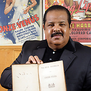 CULVER CITY, CA, January 29, 2008: Avery Clayton is opening a African American museum in Culver City, California. The museum will house artifacts from private collections, especially his mother's collection of African American history.