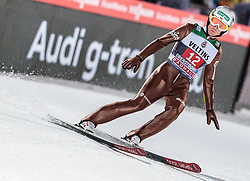 30.12.2017, Schattenbergschanze, Oberstdorf, GER, FIS Weltcup Ski Sprung, Vierschanzentournee, Garmisch Partenkirchen, Wertungsdurchgang, im Bild Stefan Hula (POL) // Stefan Hula of Poland during his Competition Jump for the Four Hills Tournament of FIS Ski Jumping World Cup at the Schattenbergschanze in Oberstdorf, Germany on 2017/12/30. EXPA Pictures © 2017, PhotoCredit: EXPA/ JFK