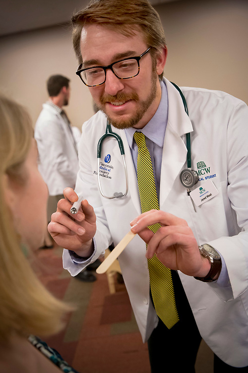 Medical College of Wisconsin De Pere campus on March 20, 2017.  Photos by Mike Roemer