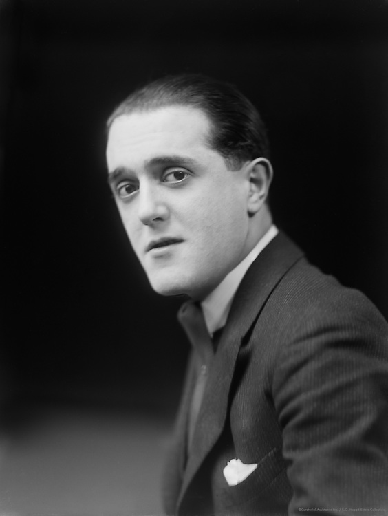 Max Darewski, composer, England,1916