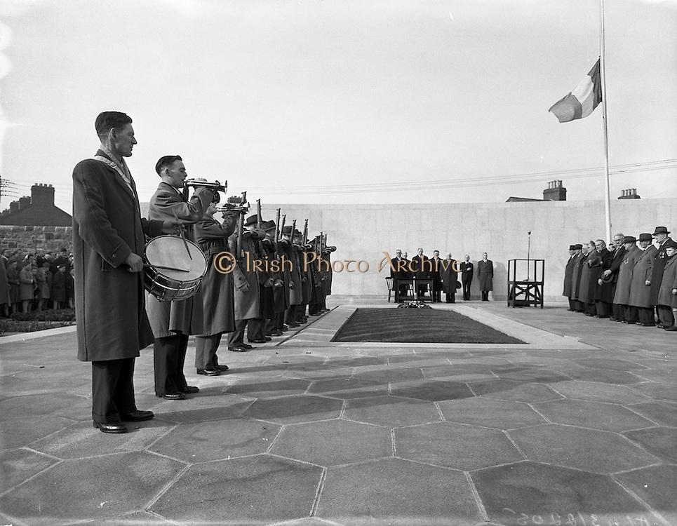 06/04/1958 <br /> 04/06/1958<br /> 06 April 1958<br /> <br /> Arbour HIll Commemoration (Fianna Fail)