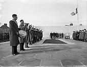 1958 Arbour HIll Commemoration (Fianna Fail)