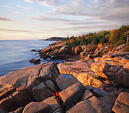 Acadia and Maine