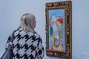 Reading - The EY Exhibition: Picasso 1932 – Love, Fame, Tragedy a new exhibition at the Tate Modern.  It brings together over 100 works made by Pablo Picasso (1881–1973) during 1932, one of the most intensely creative periods in his life.